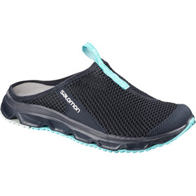 Salomon W's RX Slide 3.0 Shoes Night Sky/Night Sky/Blue Curacao